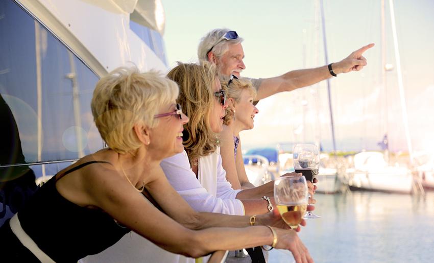 carnival cruise senior discount